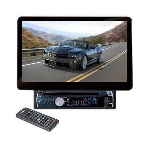 Precision Power Receiver Dash Kit FITS 2005-2007 Chrysler 300// backup camera