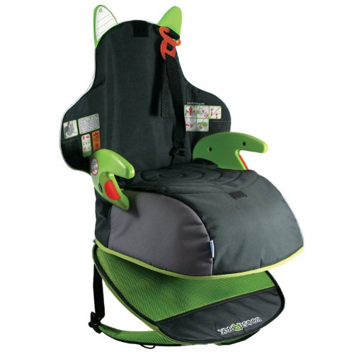 Trunki Convertible Car Seat & Backpack Boostapak