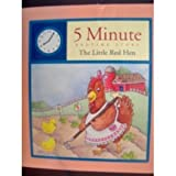 img - for George and the Dragon: The Gingerbread Man: The Little Red Hen: Rapunzel: The Flying Prince: The Selfish Giant: The Princess and the Pea: The Nightingale: Thumbelina: The Frog Prince (5 Minute Bedtime Story) book / textbook / text book