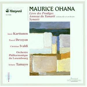 Maurice Ohana (1913-1992) 4106PM4H23L._