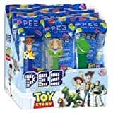 Disney Toy Story PEZ Candy Dispensers: Pack of 12