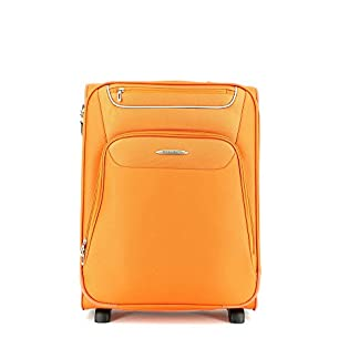 d999e6148a Trolley cabina Roncato Runner 407233 arancione cm 55x40x20 kg. 2,60 lt. 39
