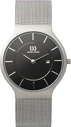 Danish Designs Men's IQ63Q732 Stainless Steel Watch