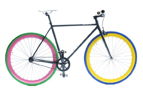 Why Choose The Pure Fix Cycles Fixed Gear Single Speed Urban Fixie Road Bike