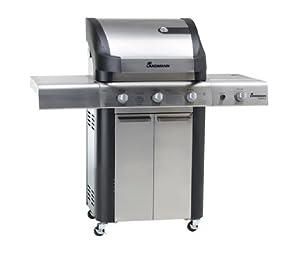 Landmann 12777 Barbecue Cronos Inox