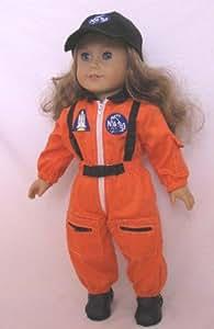 Amazon.com: Nasa Astronaut Jumpsuit Outfit Uniform Costume