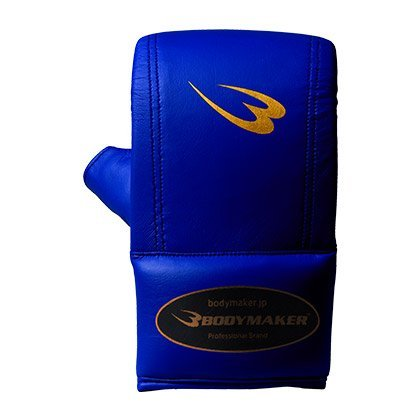 Punching glove STD F Blue: 3 CPGSTFBL [BODYMAKER and body manufacturer: BB-SPORTS