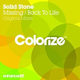 Solid Stone - Missing / Back To Life