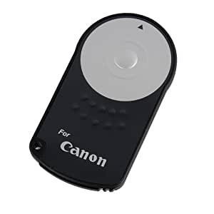 RC-6 IR Wireless Remote Controller for Canon EOS Rebel T2i T3i 5D 7D 60D 600D 500D 550D 650D