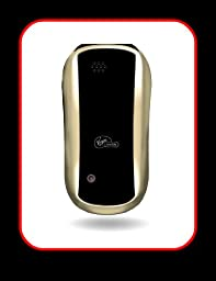 Virgin Mobile UTStarcom Arc Limited Edition Black and Silver