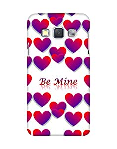 Mobifry Back case cover for Samsung Galaxy A3 SM-A300F Mobile ( Printed design)