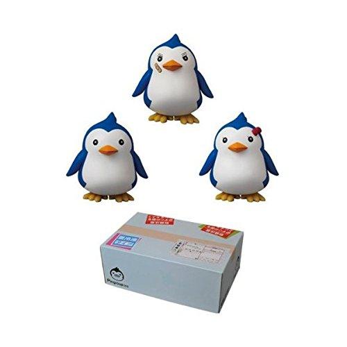 ワンダーフェスティバル2012(冬)開催記念限定商品 VCD ペンギン1号/2号/3号 宅配便セット