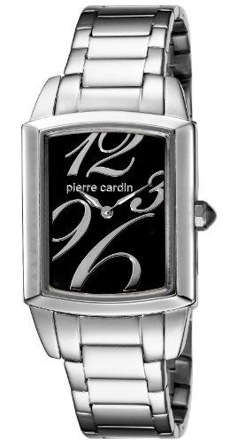 Pierre Cardin PC104192F02 - Orologio da polso donna, acciaio inox, colore: argento
