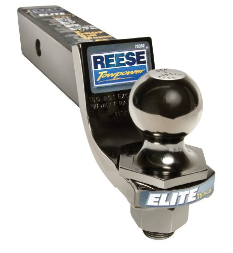 Great Deal! Reese 7039200 Class III Interlock Ball And Ball Mount Combination