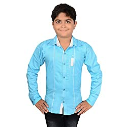 AEDI Little Casual Cotton shirts for Boys (8-9 Years)