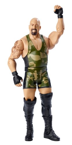 WWE Big Show RAW Supershow Figure - Series #25 - 1