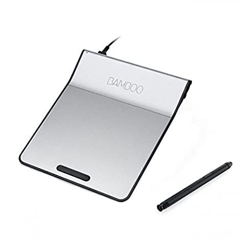 Tablette graphique et Stylets WACOM BAMBOO PAD CTH301K GRIS