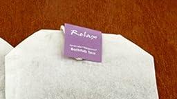 Hydra Bathtub Tea - Relax