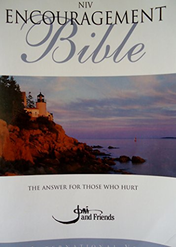 Title: NIV Encouragement Bible Jaf The Answer for Those W
