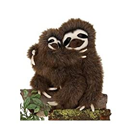 sloth plushie