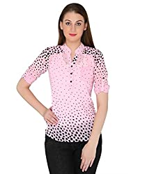 Fashion Tadka West Pink Shirts For Women