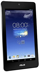 Asus MeMO Pad HD 7 17,8 cm (7 Pollici) Tablet-PC (ARM MediaTek MT8125, 1,2GHz, 1GB RAM, 16GB HDD, SGX 544, Android OS) Bianco [EU]