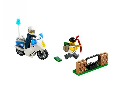 LEGO City 60041 Crook Pursuit - 1
