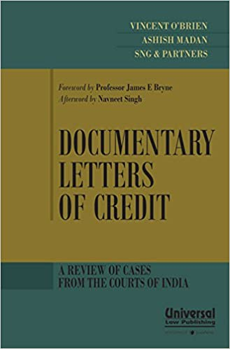Documentary Letters of Credit - 2017 Edition Book-