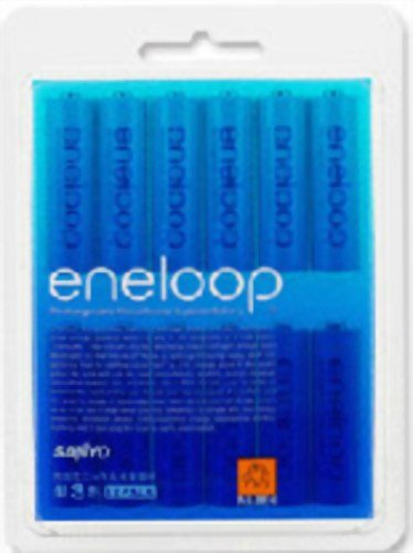 eneloop ñ3��12������ѥå� HR-3UTG-12BP
