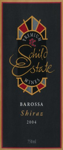 2004 Schild Estate Barossa Shiraz 750 Ml