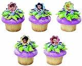 12 ct - Disney Fairies Fairy Friend Twist Cupcake Rings