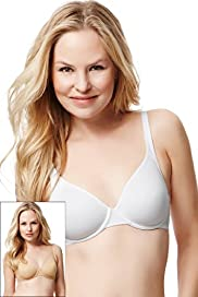 2 Pack Non-Padded Underwired Balcony A-DD Bras