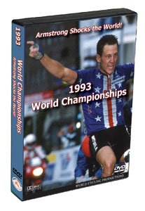 1993 World Championships Lance Armstrong DVD