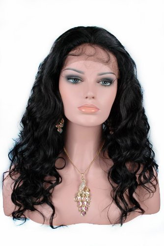 Beautiful Lace Front Wigs 100% Indian Remy Human Hair, Stock Wig, Body Wave Hair, Premium Quality,heat Resistant Hair Melantha (18