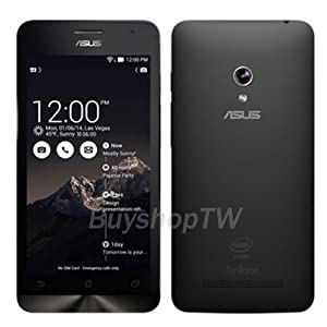 "New Asus Zenfone 5 8GB Dual SIM (Unlocked) A501CG 3G 5"" Intel Z2560 1.6GHz Black"