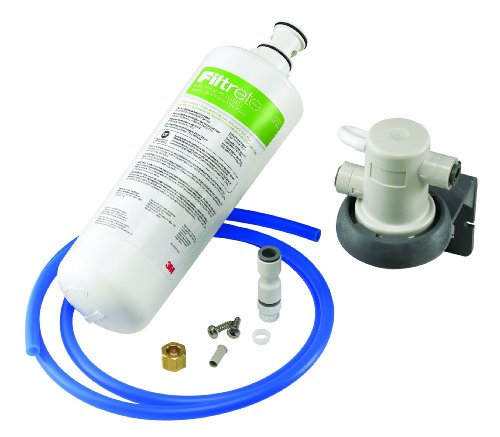 3M Filtrete 3US-AS01 Under-Sink Standard Water Filtration System