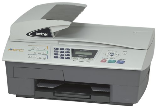 Best Deal Brother MFC-5440CN Network Inkjet Printer, Scanner