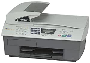 Brother MFC-5440CN Network Inkjet Printer, Scanner, Copier, and Fax