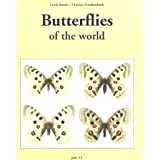 Butterflies of the World (Part 13: Parnassius Apollo. Plates)