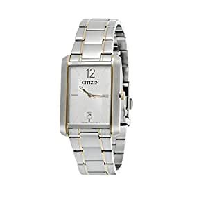 Citizen Men's BD0034-50A Classic Silver Watch