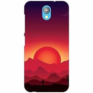 HTC Desire 526G Plus Back Cover ( Designer Printed Hard Case)