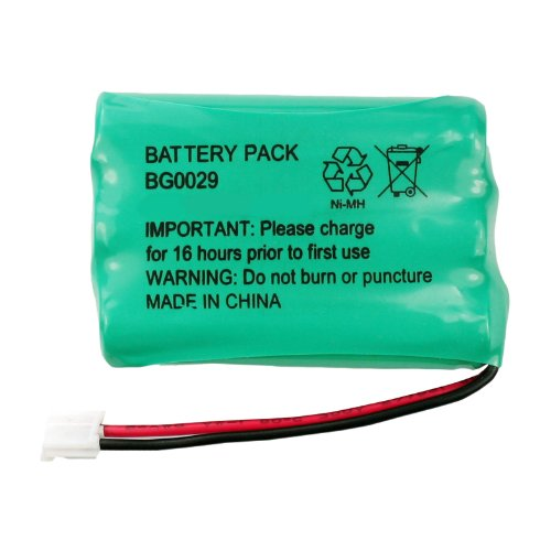 fenzer rechargeable cordless phone battery for ge 27907 27910 27910ge3 cordless telephone. Black Bedroom Furniture Sets. Home Design Ideas