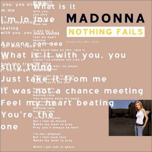 Nothing Fails [Single]