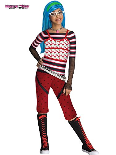 Girl's Monster High Ghoulia Yelps Costume
