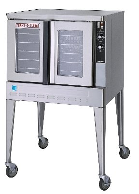Blodgett Zeph-100-Gsngl Full Size Gas Convection Oven - Ng, Each