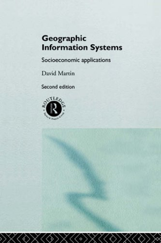 Geographic Information Systems: Socioeconomic Applications