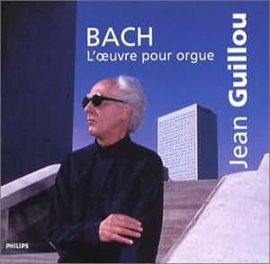 Bach : L'Oeuvre pour orgue (coffret 12 CD)