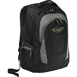 Targus TSB193US-70 Trek 16-inch Backpack (Black)