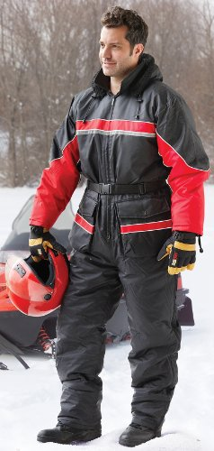 Guide Gear  Snowsuit Black / Red, BLACK/RED, XL
