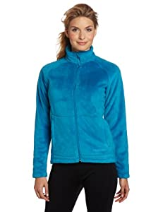 Marmot Women's Flair Fleece Jacket - Mosaic Blue, X-Large